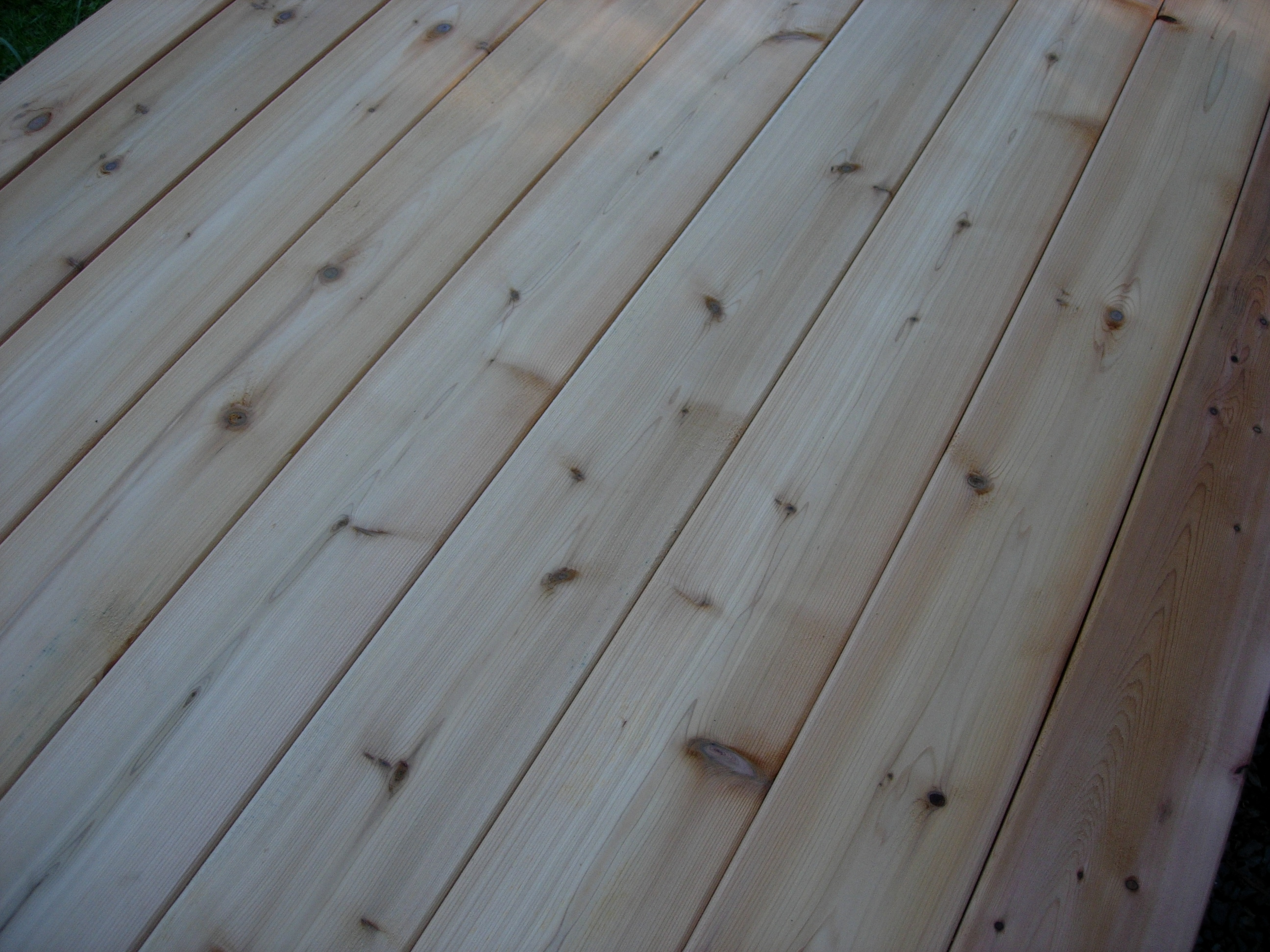 5 4 X 6 Premium Select Tight Knot Western Red Cedar